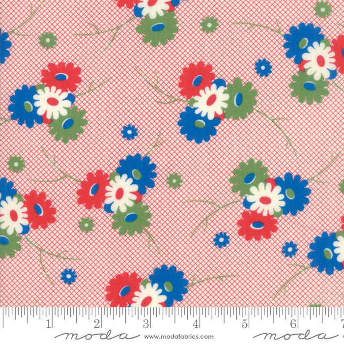 Sweet Harmony - Daisy Dot Red