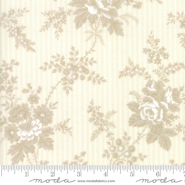 Northport Prints - Cottage Curtains Cream, LAST PIECE 12