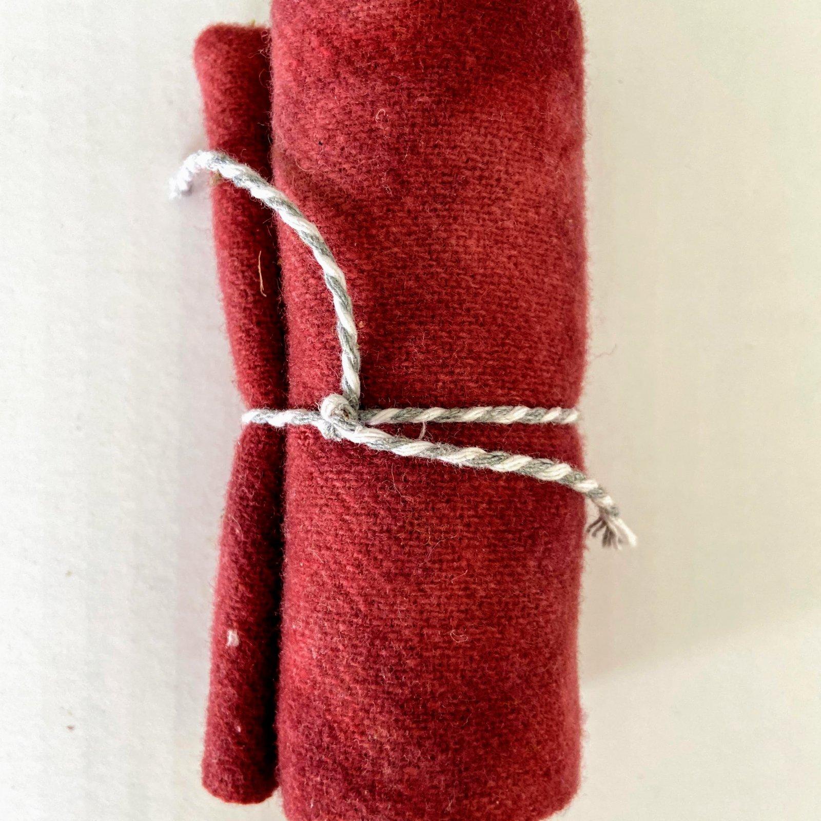 Wool 8 x 12 - Clover Tie Dye