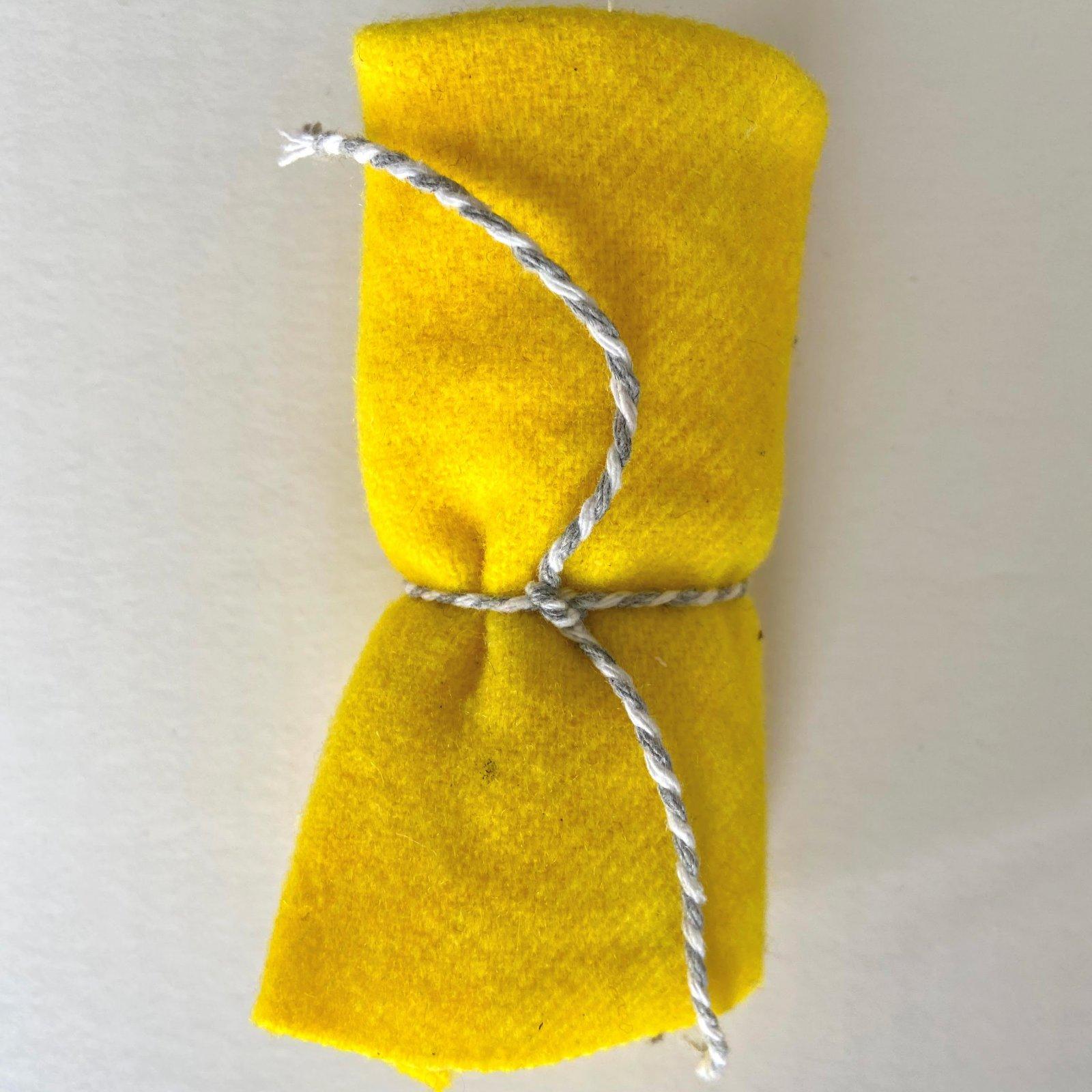 Wool 8 x 12 - Canary
