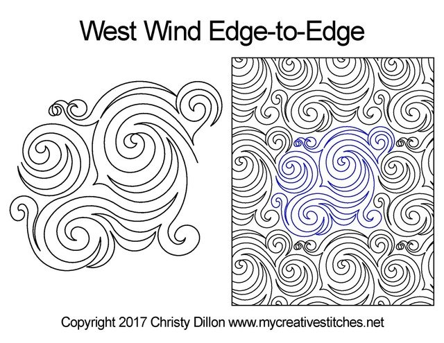 West Wind - .0175 psi