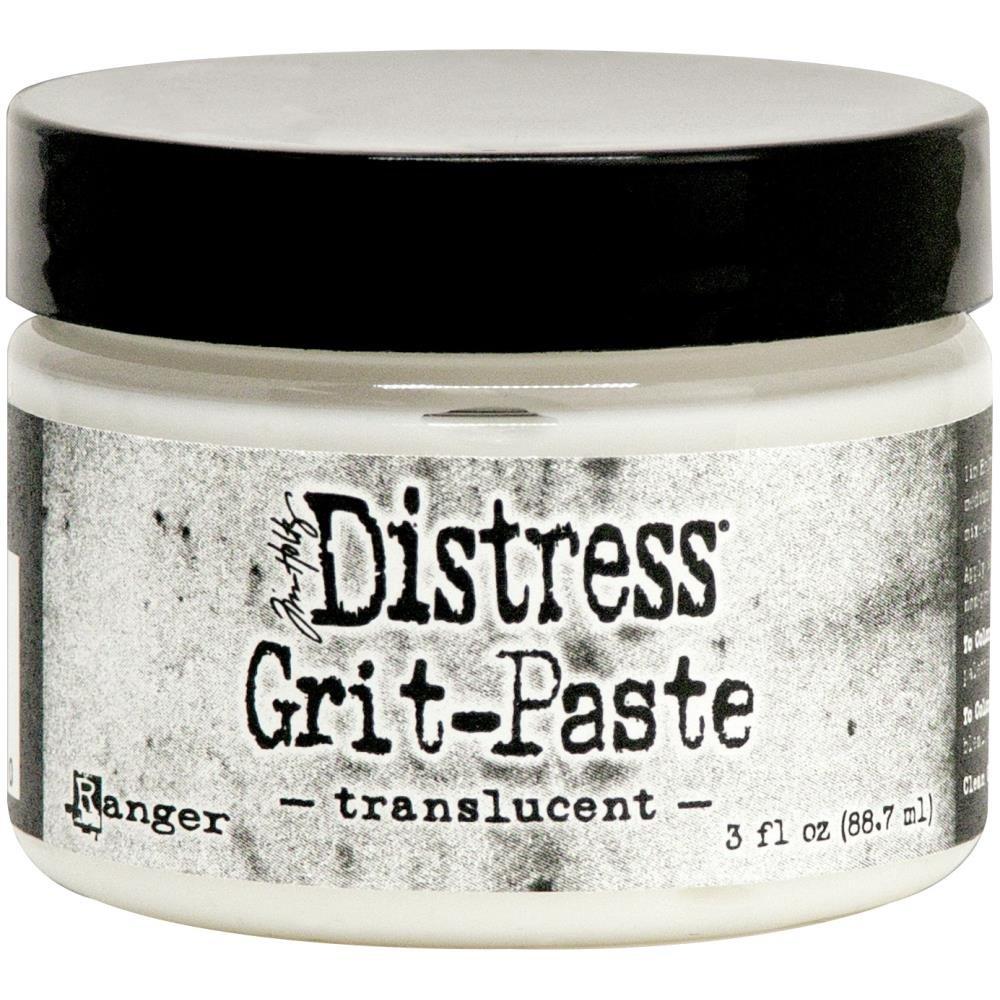 Tim Holtz Distress Grit Paste 3oz-Translucent