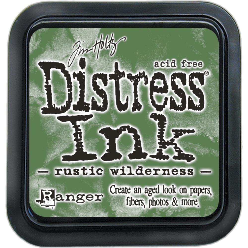 Tim Holtz Distress Ink Pad-Rustic Wilderness