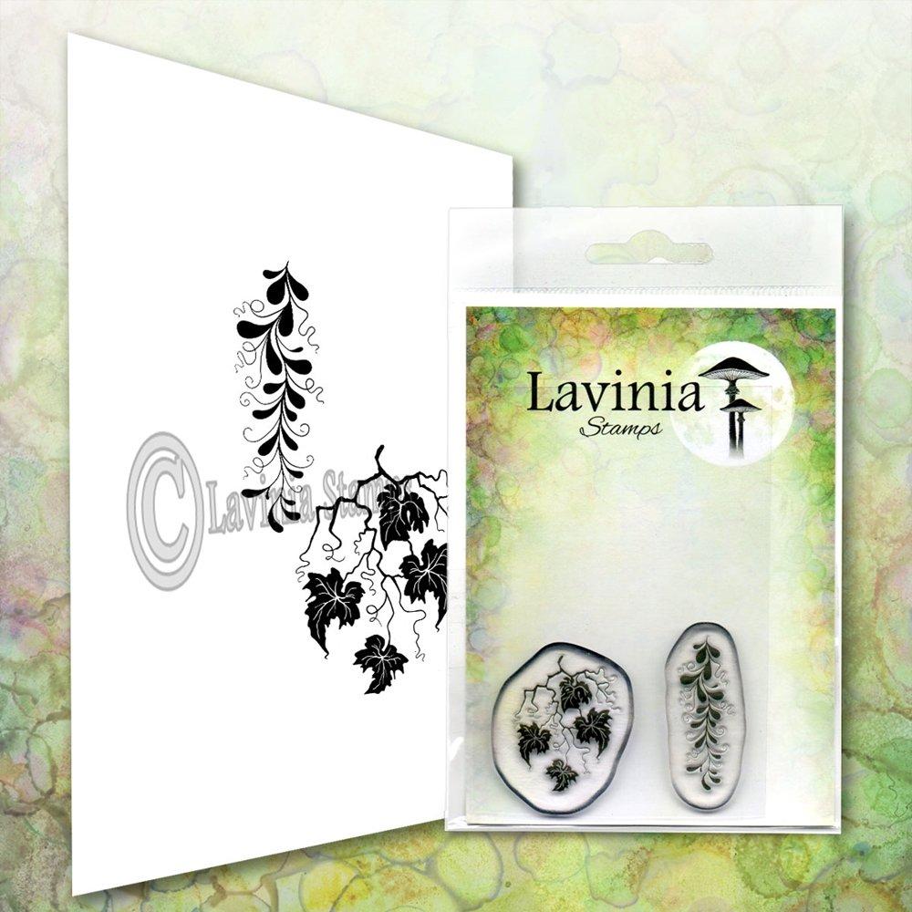 Lavinia Stamps - Twisted Vine Set - LAV613