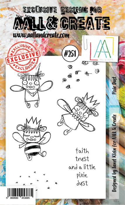 AALL & Create - Stamps - #251 Pixie Dust