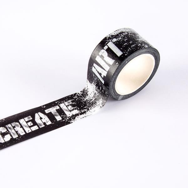 AALL & Create - Washi Tape #05 - Artsy