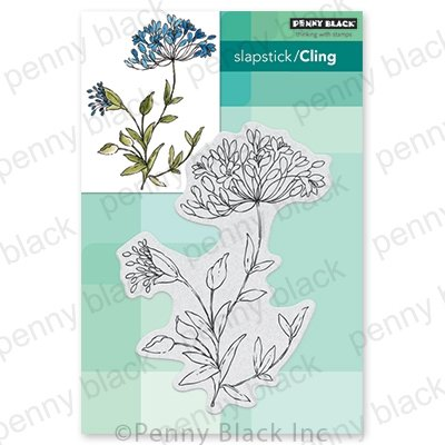 Penny Black Cling Stamps-Bliss
