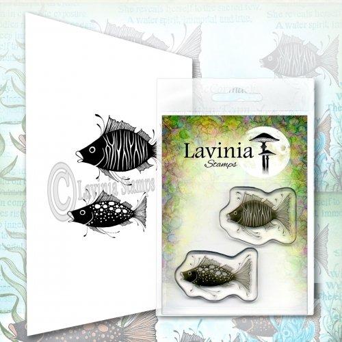 Lavinia Stamps - Fish Set - LAV621