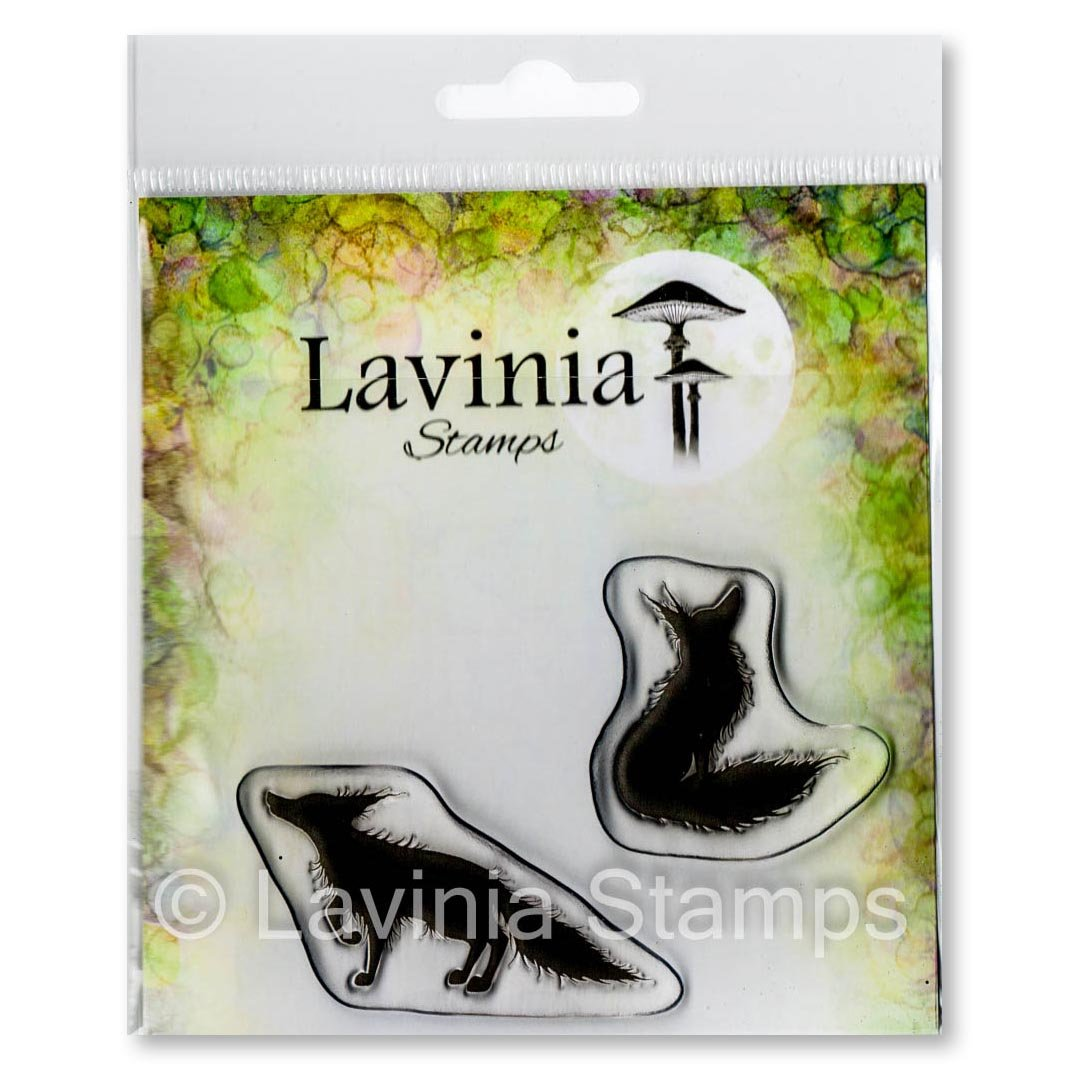Lavinia Stamps - Fox Set 1 LAV635