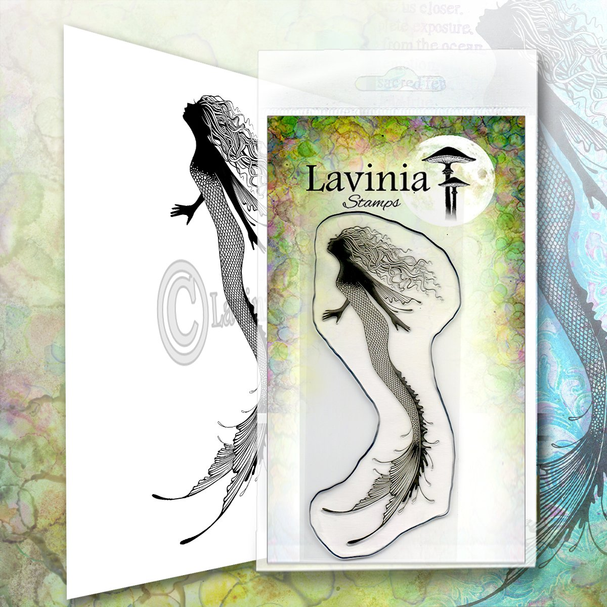 Lavinia Stamps - Zelith - LAV616