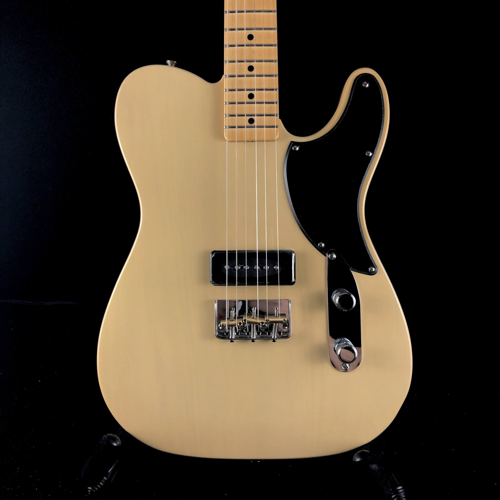Fender Noventa Tele Vintage Blonde