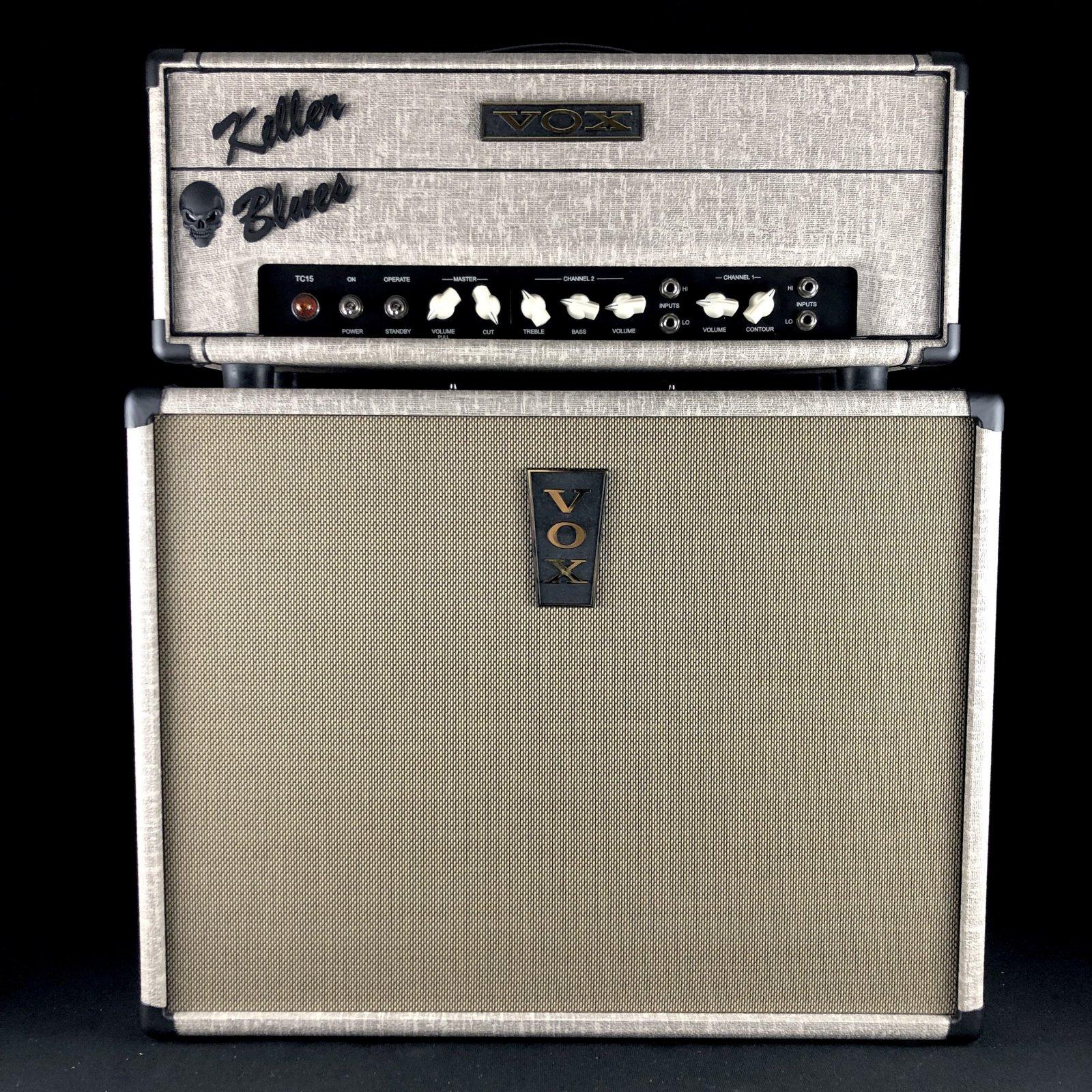 Killer Blues Amps Hand Wired 15-Watt Matchvox TC15
