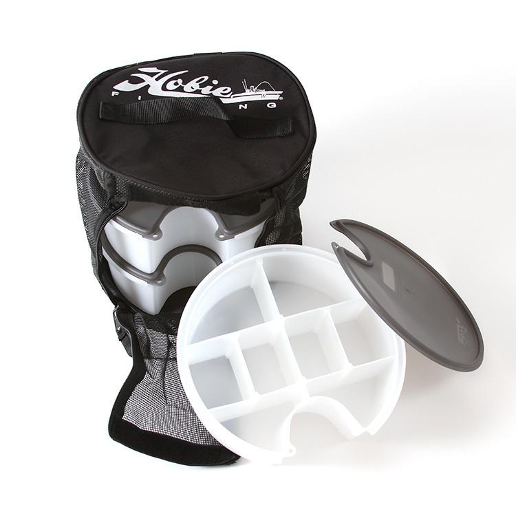 Hobie 8 Gear Bucket 3 Pack with Bag 71706001
