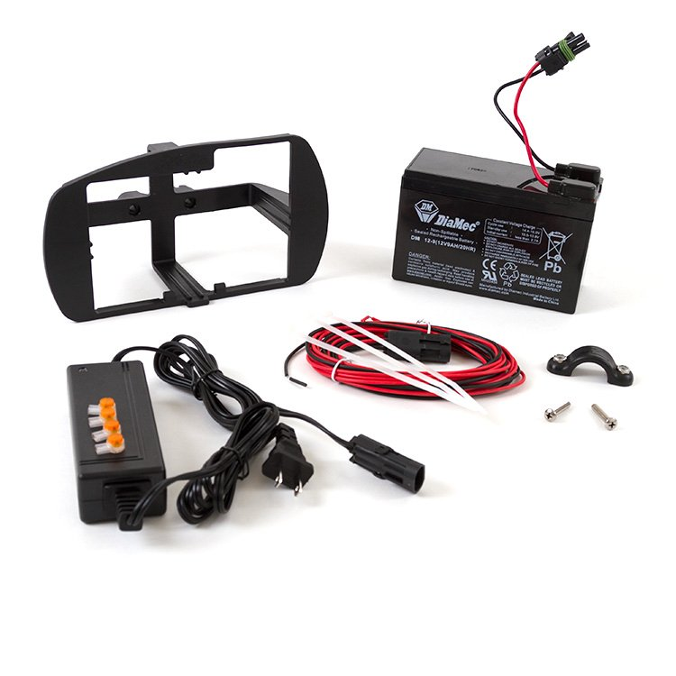 Hobie Fishfinder Installation Kit For Lowrance Ready/Guardian 72020070