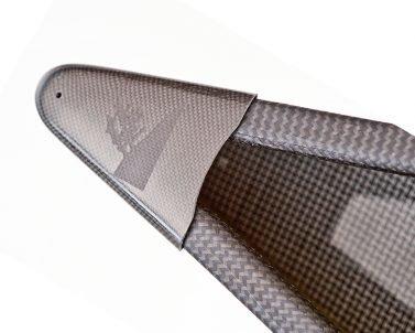 swift canoe & kayak carbon decks