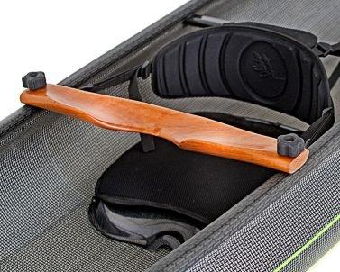 swift canoe & kayak cherry detachable yoke