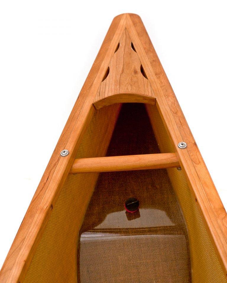 swift canoe & kayak cherry trim