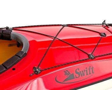 swift canoe & kayak deck rigging