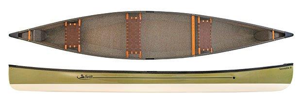 swift canoe & kayak expedition kevlar