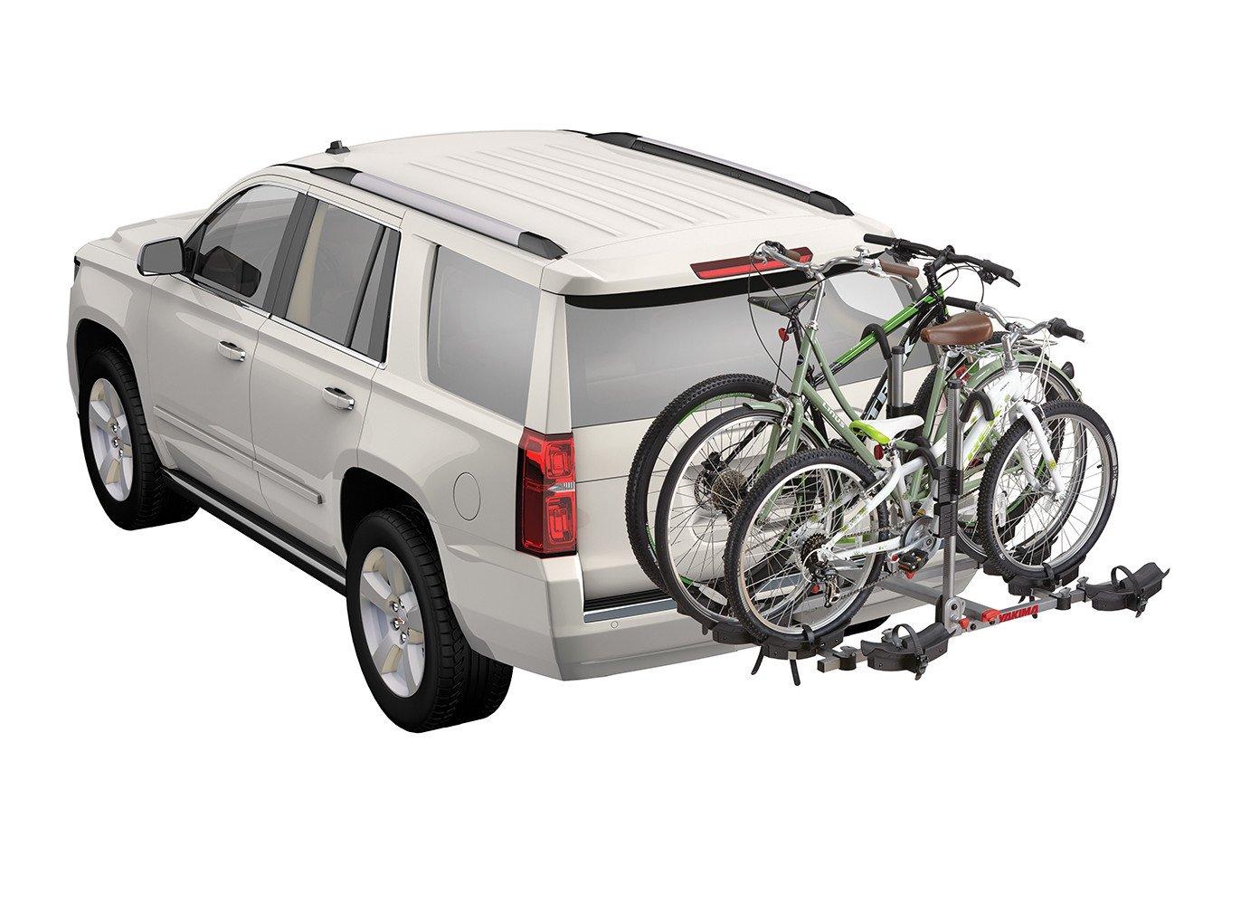 Yakima FourTimer Tray Hitch Bike Rack
