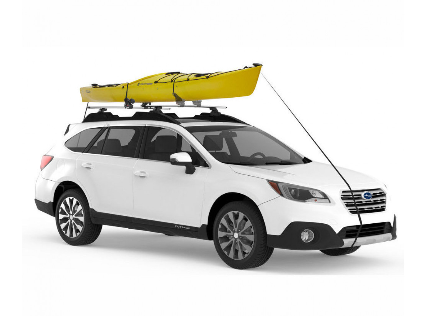 Yakima  HandRoll Premium Rooftop Kayak Rollers