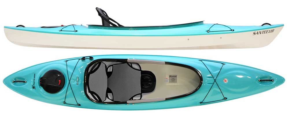 Hurricane Kayaks Santee 110 Sport 1st Class Seat