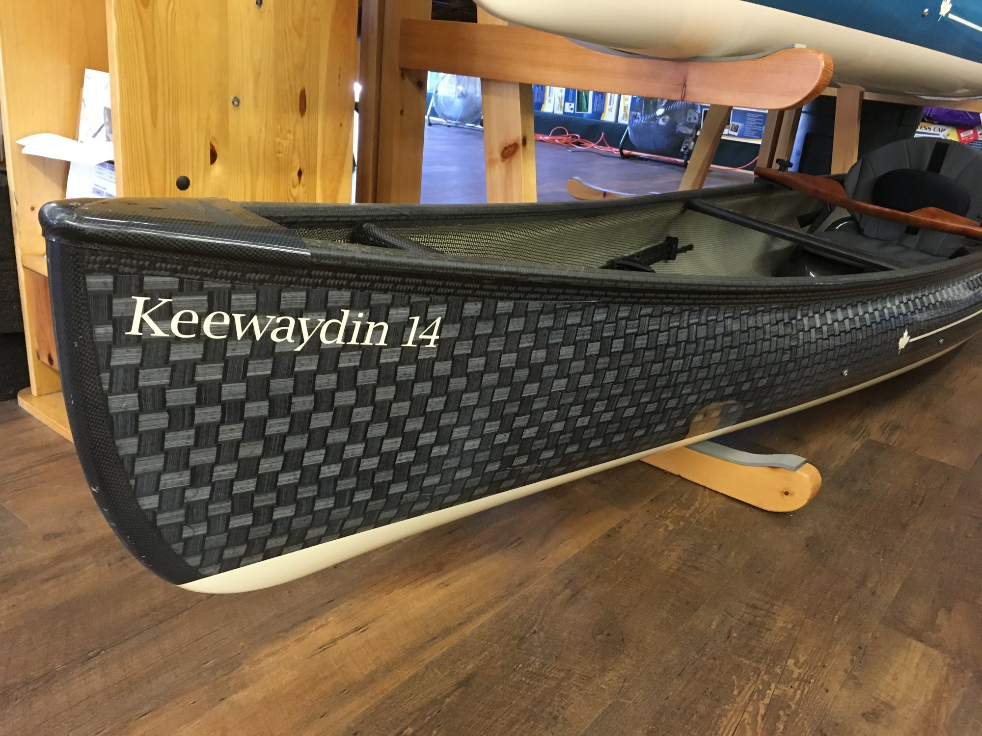Swift Keewaydin 14 Pack (USED)