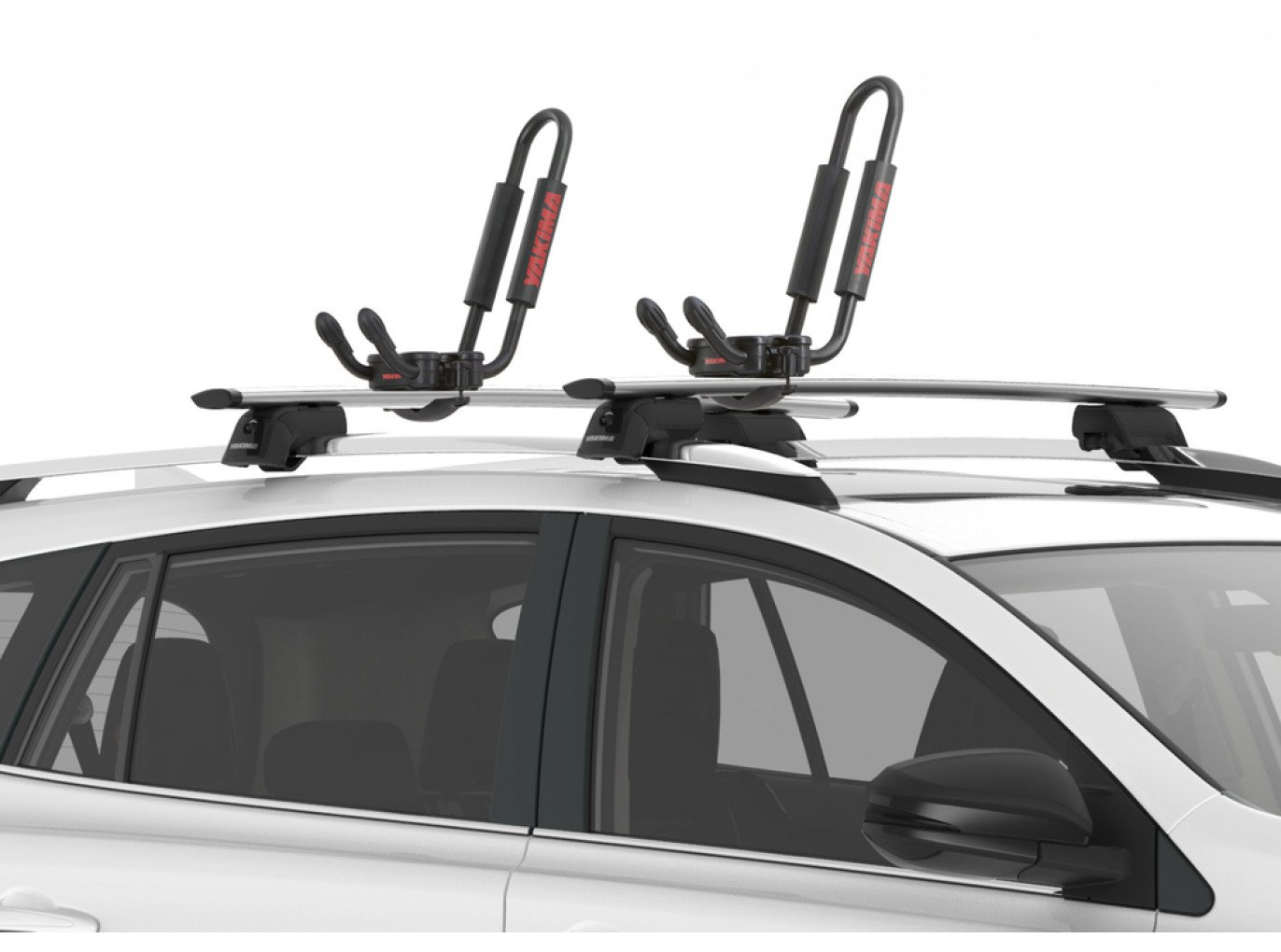 Yakima  JayHook J-Cradle Rooftop Kayak Mount
