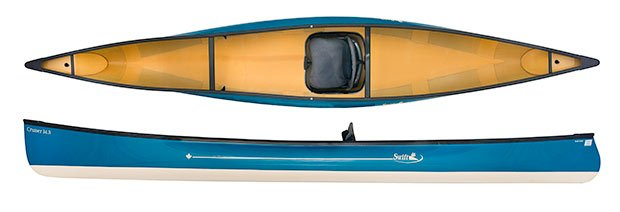 swift canoe & kayak performance touring and tandem pack boats