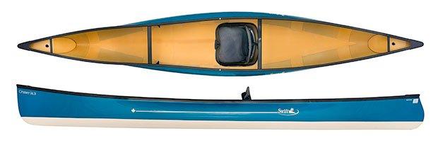 swift canoe & kayak kevlar fusion
