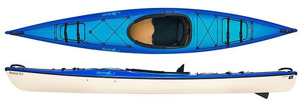 swift canoe & kayak kiwassa 13.2