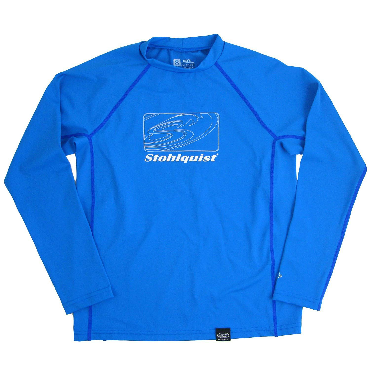 Stohlquist Kids Loose Fit Long Sleeve Rash Guard
