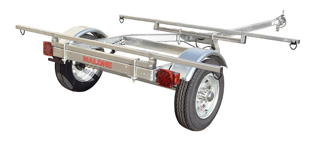Malone Microsport Low Bed Trailer