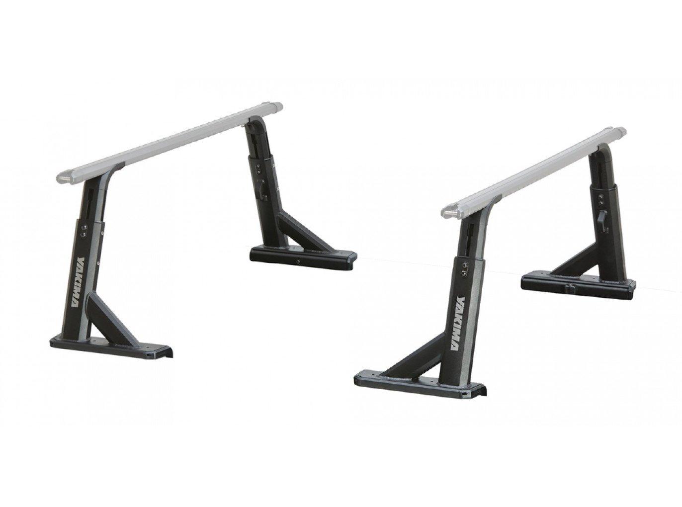 Yakima OverHaul HD Adjustable-Height Heavy-Duty Truck Bed Rack