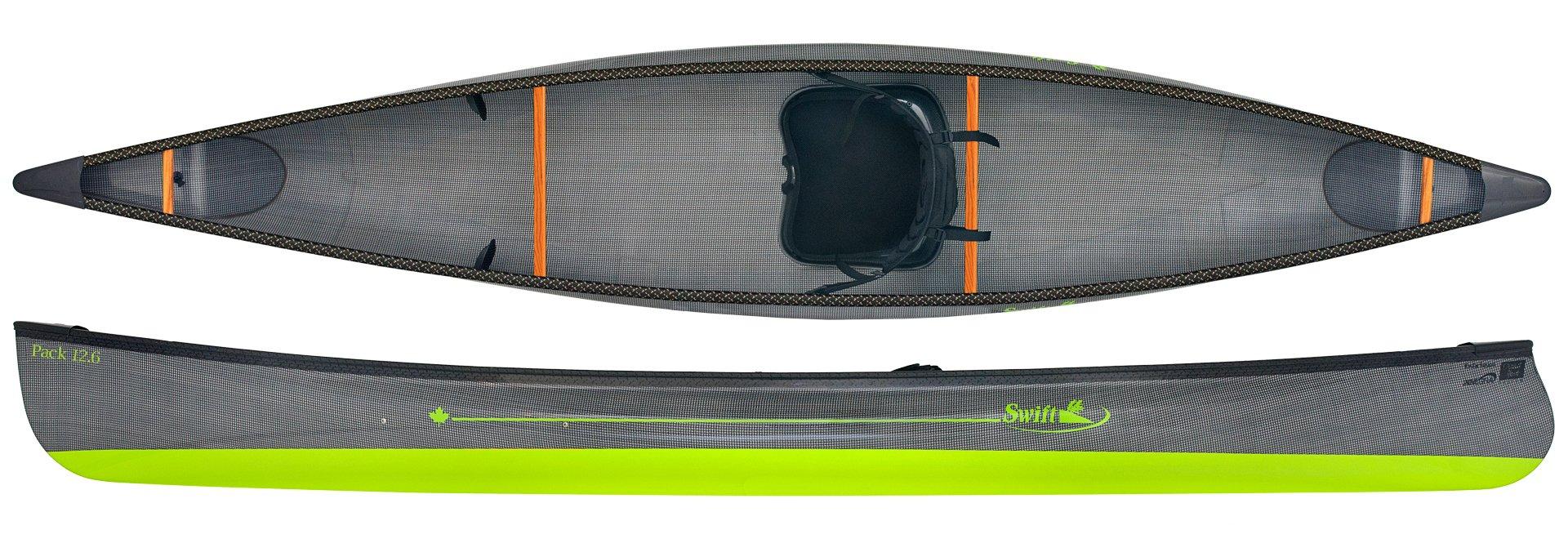 swift canoe & kayak carbon fusion