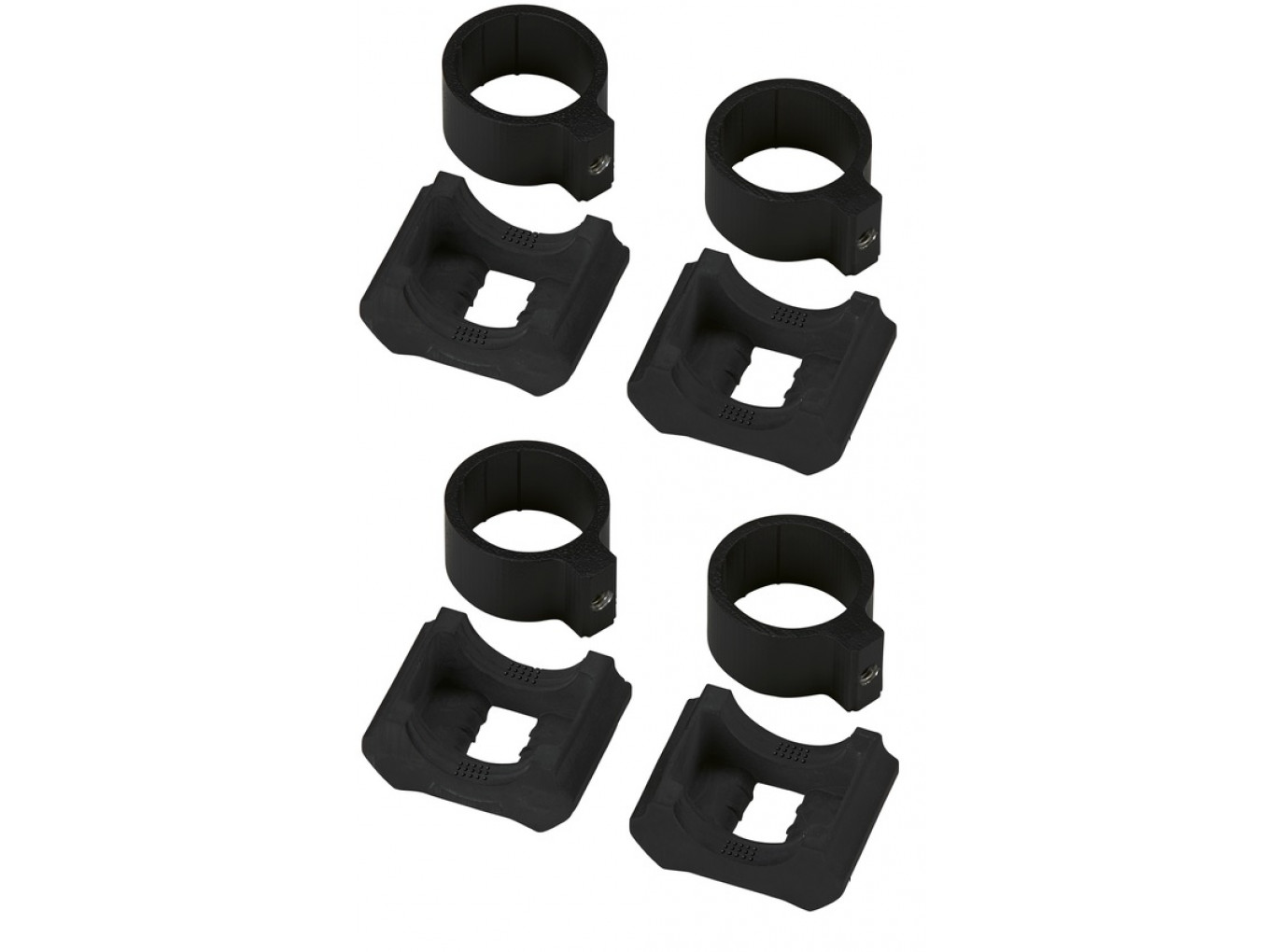 Yakima  Roundbar SL Adapter (Set of Four) Attach Streamline Towers To Roundbar