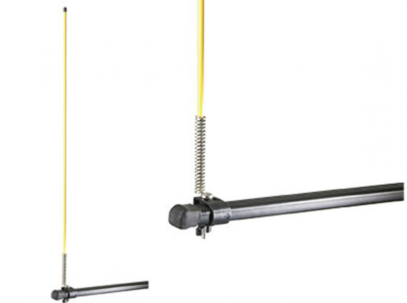Yakima  Safety Pole & Clip 40 Fiberglass Pole To Increase RackandRoll Trailer Visibility