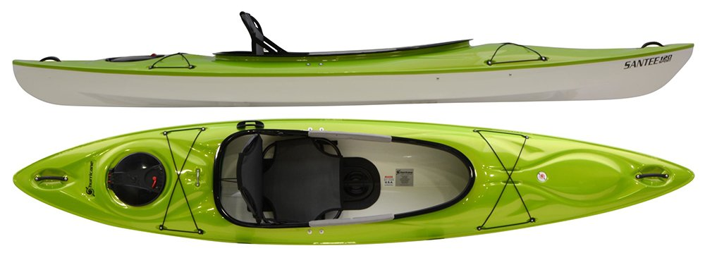 Hurricane Kayaks Santee 120 Sport Ultimate