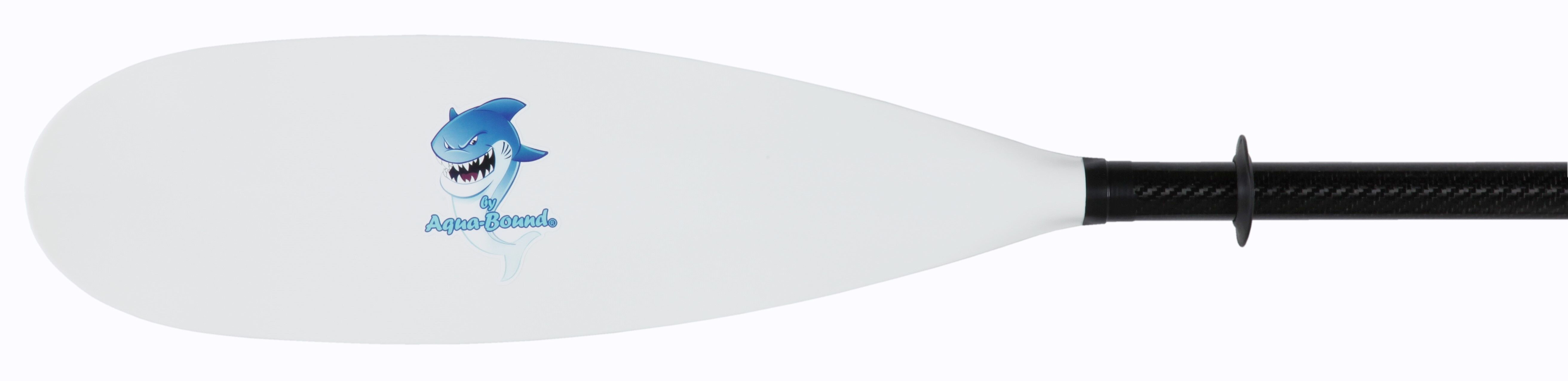 Aquabound  Sharkie 2-Piece Kid's Kayak Paddle