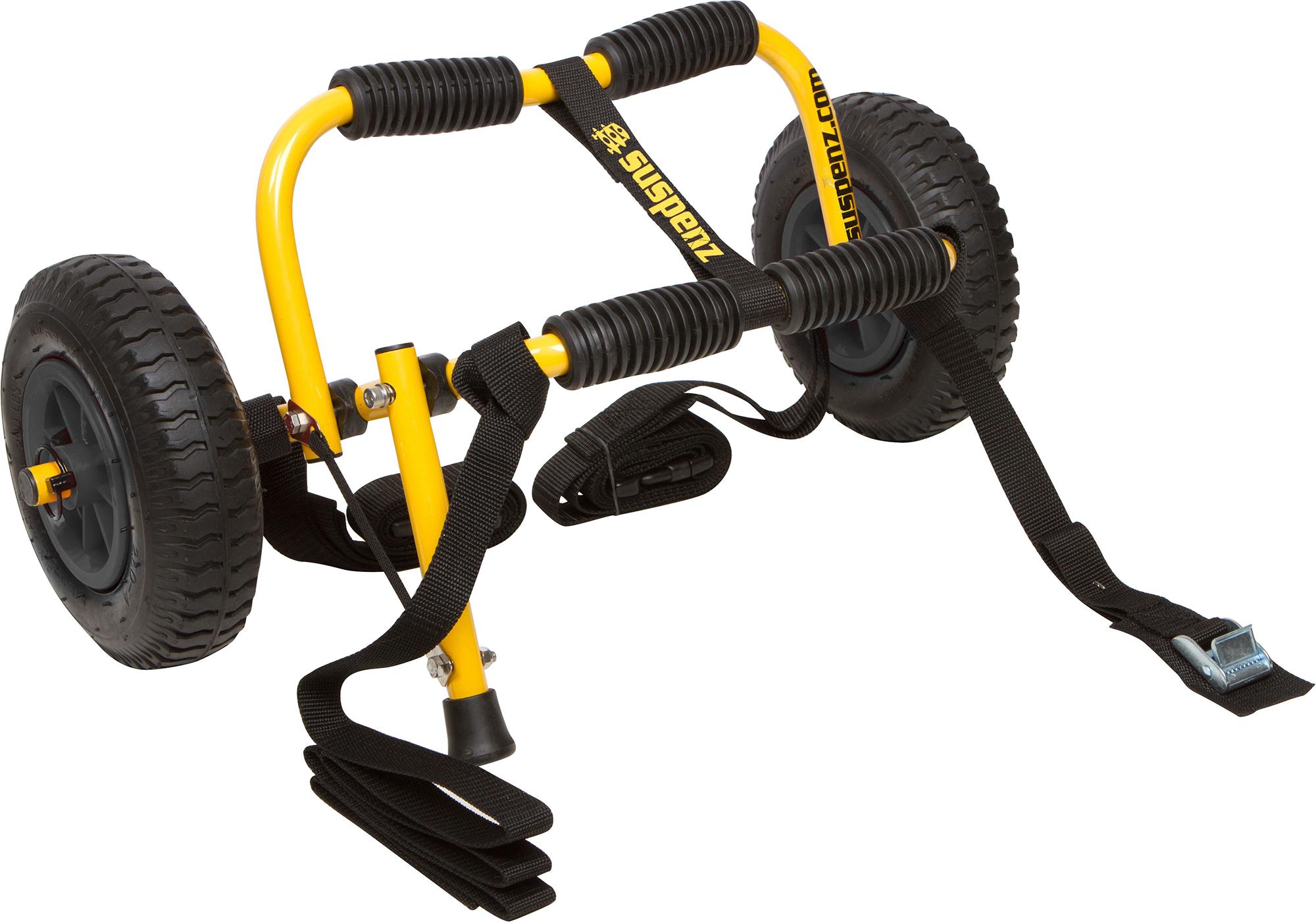 Suspenz Stowable Kayak (SK) Airless Cart
