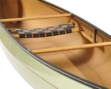 swift canoe & kayak cherry sliding seat