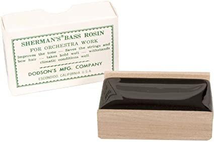 Sherman Bass Rosin