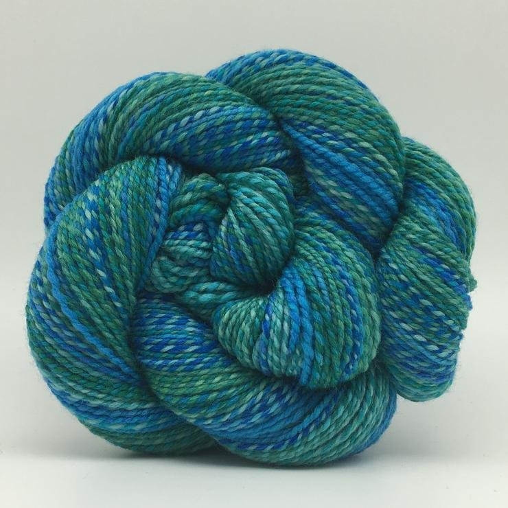 Dyed In The Wool - Tangled Up In Blue