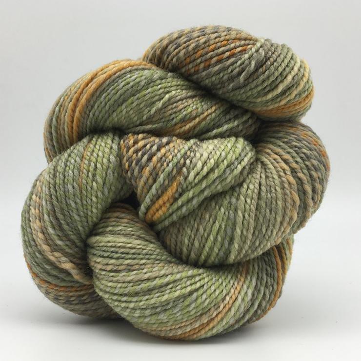 Dyed In The Wool - Grumpy Birds