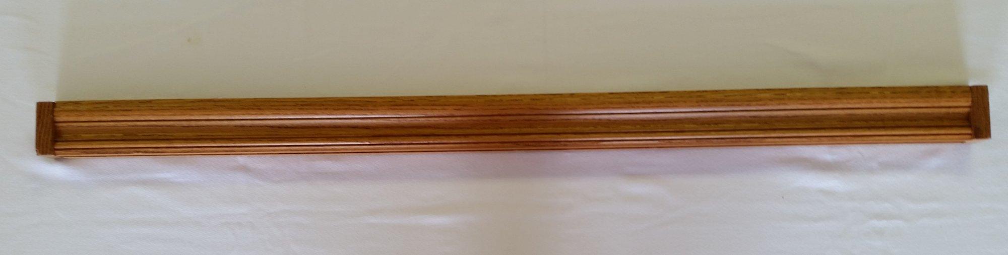 43.5 Wood Quilt Hanger