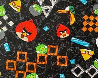 Angry Birds Burst-Black