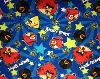 Angry Birds Stars-Blue
