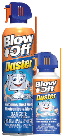 Blow Off Duster-8oz