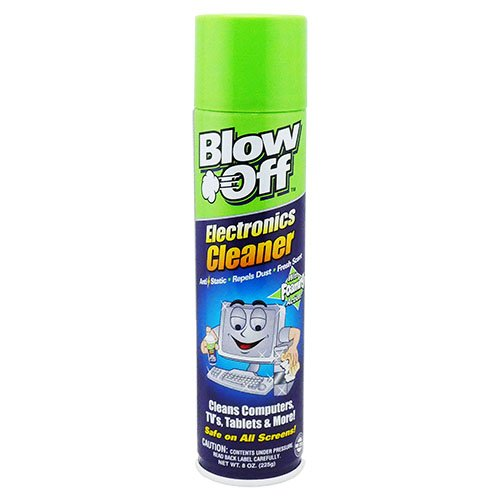 Blow Off Electronics Cleaner 6 oz