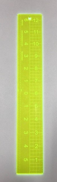 Centering Ruler by Sew Biz - 12.5  x 2